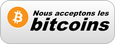 Bitcoin acceptés