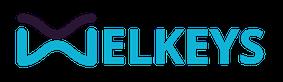logo welkeys concierge bnb
